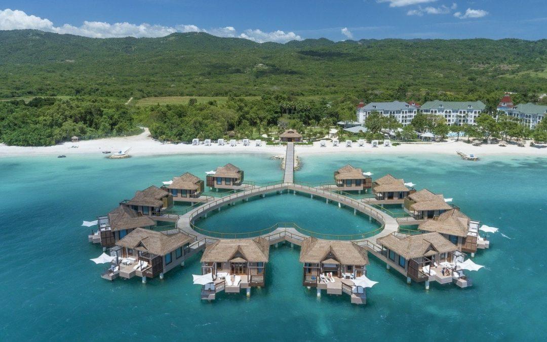 News: Jamaica, Hotel Sandals South Coast
